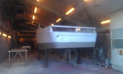Slæbebåden Alma af Aarhus