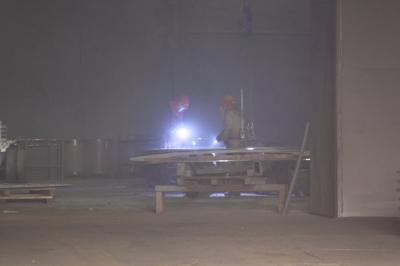 Metallisering med lysbue